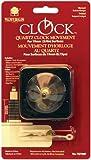 Walnut Hollow Quartz Clock Movement, for 3/4-Inch Surfaces