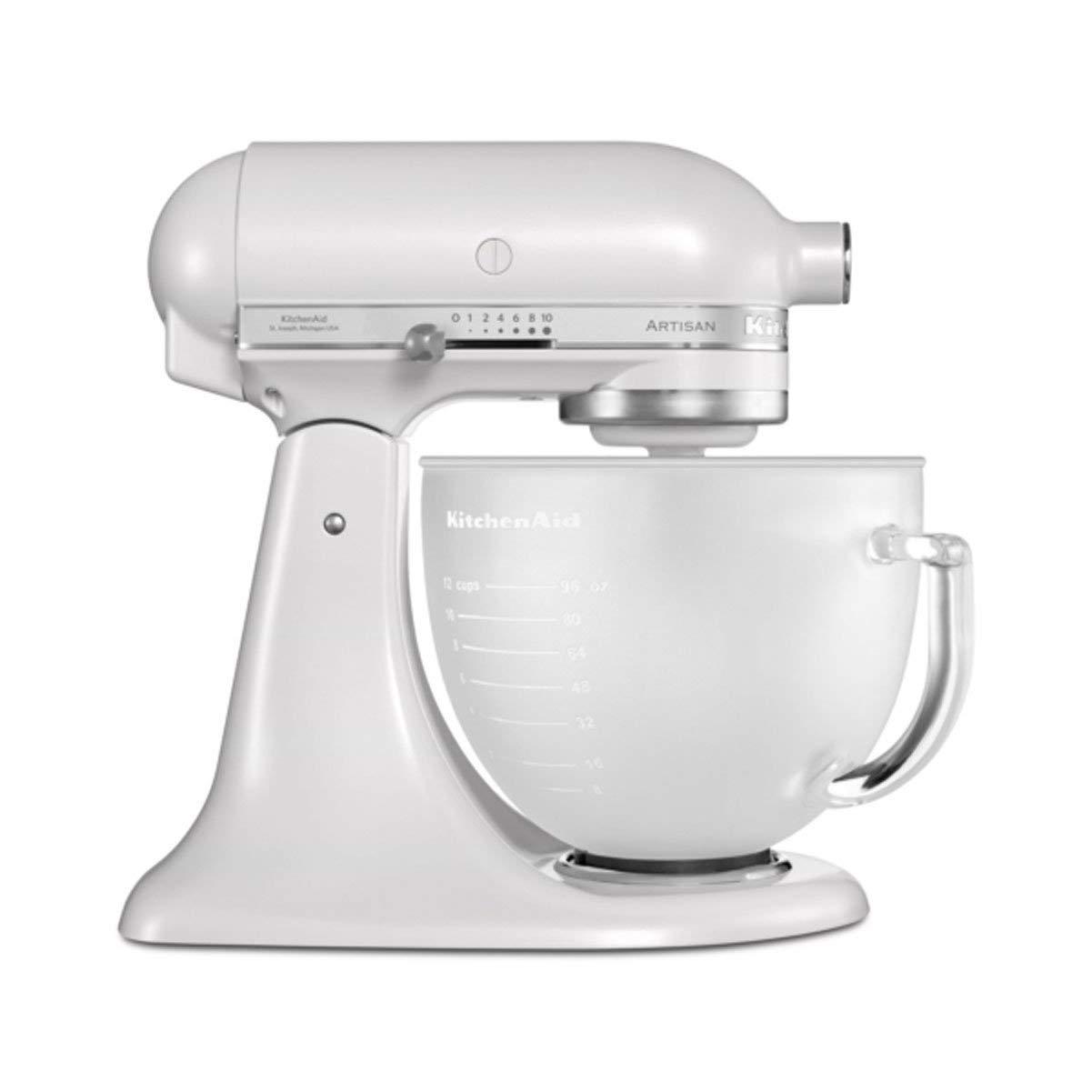 Amazon.de: KitchenAid 5KSM156EFP Küchenmaschine mit kippbarem ...