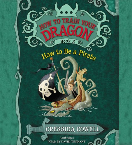 How to Train Your Dragon: How to Be a Pirate by Little, Brown Young Readers