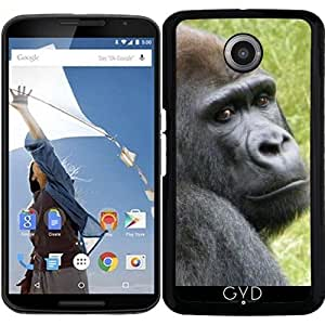 Funda para Motorola Nexus 6 - Gorila by WonderfulDreamPicture