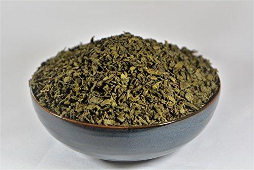 Gunpowder Green Tea, Loose Leaf, Organic - The Famous Chinese Green Tea 16 oz