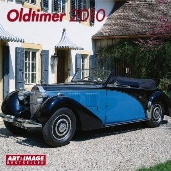 Oldtimer 2010. Broschürenkalender: 16-Monats-Kalender