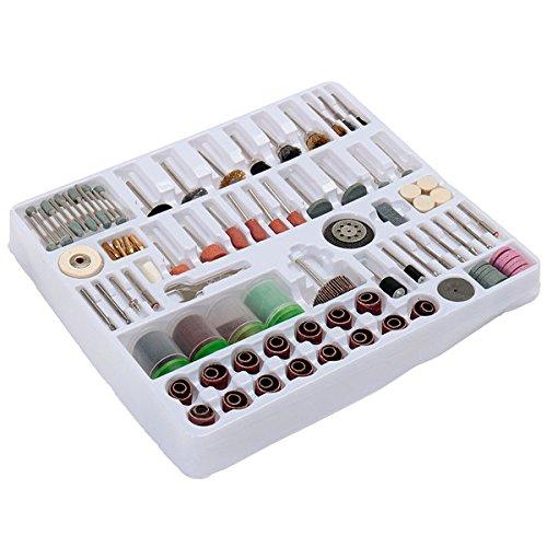 216pcs Rotary Tool Accessories Kit Sanding Polishing Tool