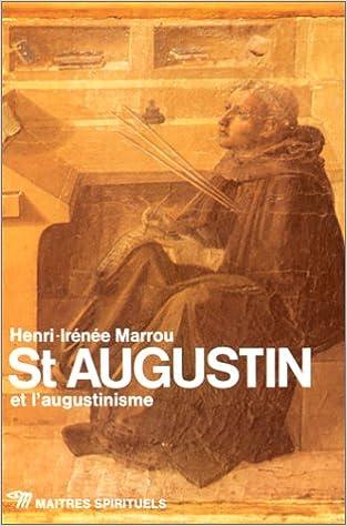 Téléchargements de livres électroniques gratuits Saint-Augustin et l'Augustinisme PDF ePub by Henri-Irénée Marrou