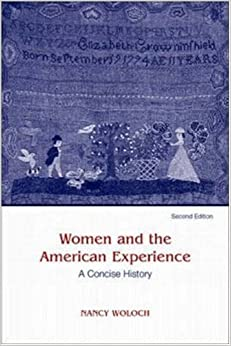 Book Women and the American Experience: A Concise History by Woloch, Nancy(July 23, 2001)