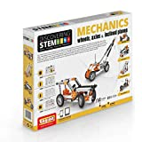 ENGINO Stem Mechanics Wheels/axles and Inclined Planes Model Kit