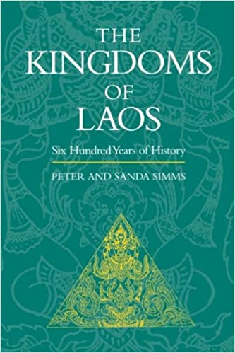 Book The Kingdoms of Laos