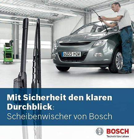 Bosch AR533S 3397118902 Aerotwin - Escobillas limpiaparabrisas delanteras