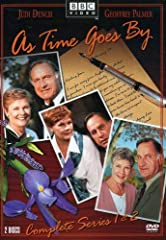 "As Time Goes By (Series 1 & 2) (Dbl DVD) (Repackaged)""As Time Goes By"" stars Judi Dench & Geoffrey Palmer. Long ago Lionel, a dashing young British Army officer met Jean, a lovely student nurse and fell deeply in love. When Lionel was..."