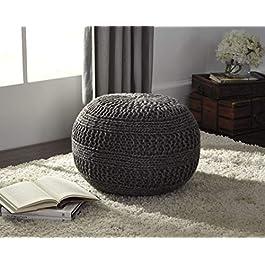 Signature Design by Ashley Ashley Furniture A1000372 Nils Pouf