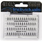 Ardell Duralash Naturals Individual Lashes - Medium, 56-Count (Pack of 4)