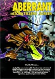 img - for Aberrant Storytellers Screen (Quad-Fold Screen + Book, Aberrant Roleplaying, WW8501) book / textbook / text book