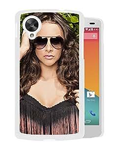 New Custom Designed Cover Case For Google Nexus 5 With Rebecca Lynn Girl Mobile Wallpaper (2).jpg