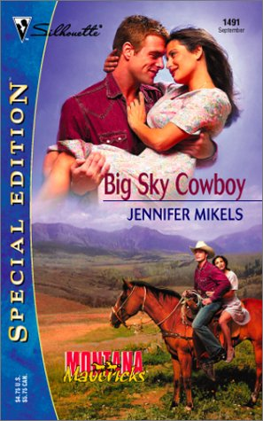 Download Big Sky Cowboy  (Montana Mavericks) (Silhouette Special Edition) PDF ePub book