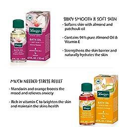 Kneipp Herbal Bath Oil Gift Set of 10 Travel Size Oils