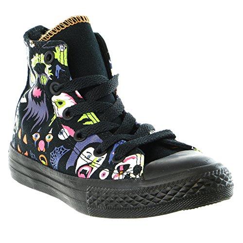 De Enfant black Ct Canvas Black Hi bold Chuck Taylor Lime Fitness As Yth Sp Chaussures Converse Mixte 7gzqwx