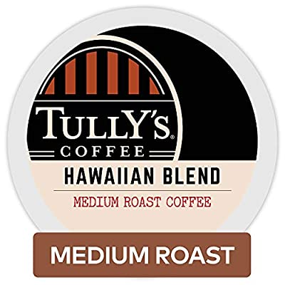 Tully's Coffee Breakfast Blend K-Cup for Keurig Brewers (Pack of 96)