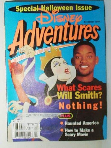 Disney Adventures Magazine, Special Halloween Issue, November 1997 ()