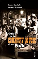 Guide de la country music et du folk