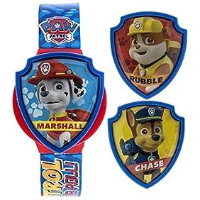 Nickelodeon Paw Patrol LCD Watch