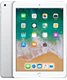 "Apple iPad 32GB Silver tablet - Tablets (24.6 cm (9.7""), 2048 x 1536 pixels, 32 GB, iOS 11, 469 g, Silver)"