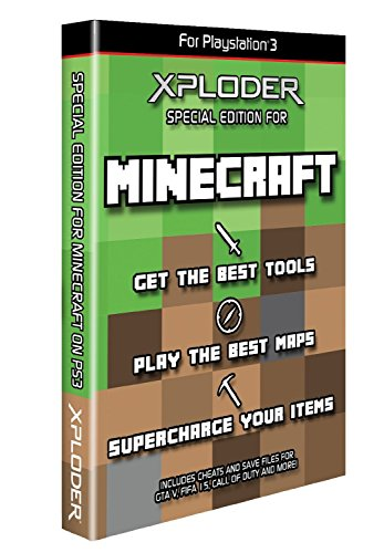 Xploder Special Edition for Minecraft [PlayStation 3, PS3]