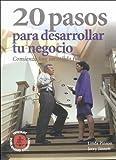 20 Pasos para Desarrollar Tu Negocio, Linda Pinson and Jerry Jinnett, 0793129052