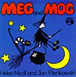 Meg and Mog, Helen Nicoll, 0140501177