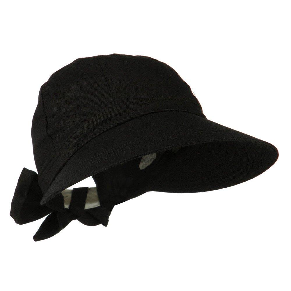JFH Women's Classic Quintessential Sun Wide Visor Golf Hat