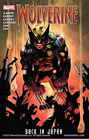 Wolverine: Back In Japan (Wolverine (2010-2012)) (English Edition)