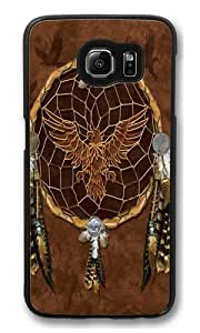 Dreams of the Eagle Custom Samsung Galaxy S6/Samsung S6 Case Cover Polycarbonate Black wangjiang maoyi