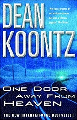 One Door Away from Heaven: A superb thriller of redemption, fear and wonder