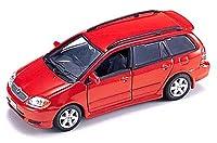 1/43 トヨタ カローラ フィールダー(レッド) 「MTECH -エムテック- T-02-A」 48100の商品画像