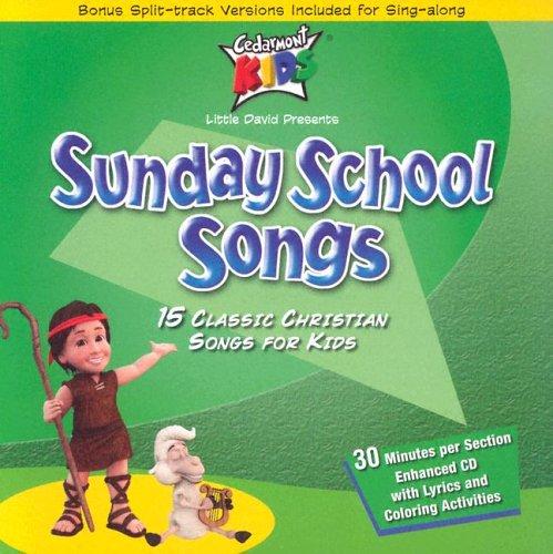 Sunday School Songs Cedarmont Kids