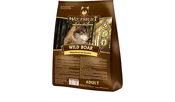 Wolf Sangre Wild Boar, 1er Pack (1 x 2 kg): Amazon.es ...