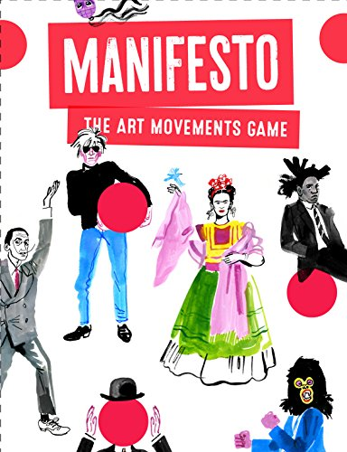 Manifesto!: The Art Movements Game (Art Game Cards)