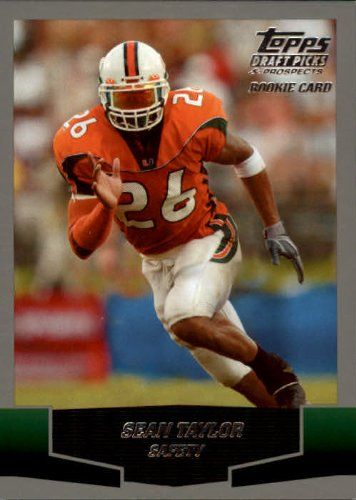 2004 Topps Draft Picks and Prospects #162 Sean Taylor RC ()