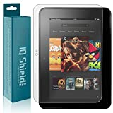 Amazon Kindle Fire HD 8.9' Screen Protector, IQ Shield Matte Full Coverage Anti-Glare Screen Protector for Amazon Kindle Fire HD 8.9' Bubble-Free Film - with