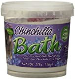 F.M. Brown's Chinchilla Bath with Free Scoop, 2-Pound