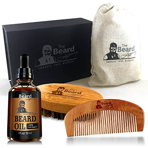 Beard Oil Trimmer Grooming Conditioner