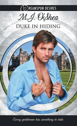 Duke in Hiding (Dreamspun Desires)