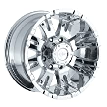 "Pro Comp Alloys Series 01 Wheel with PVD Chrome Finish (16x8""/6x139.7mm)"