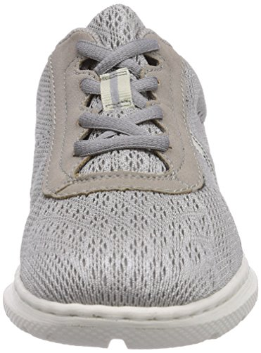 Rieker 55104 Damen Sneakers Silber (argento/vapor / 90)