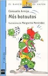 Más batautos (Barco de Vapor Azul): Amazon.es: Consuelo