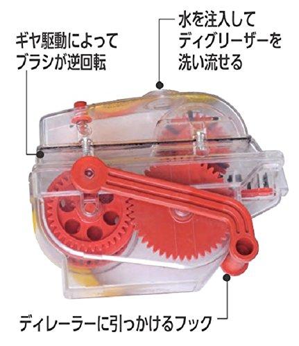 Pedro's Chain Cleaning Machine