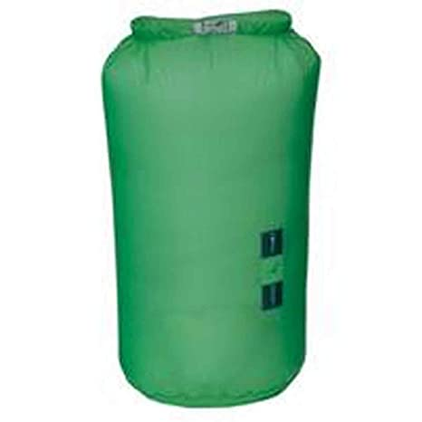 Exped Ultralite Fold-dry bag XLarge Emerald - Funda de compresión para saco de dormir