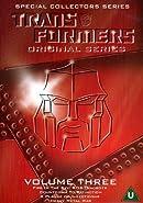 Transformers - Original Series - Vol. 3 [Region 2]