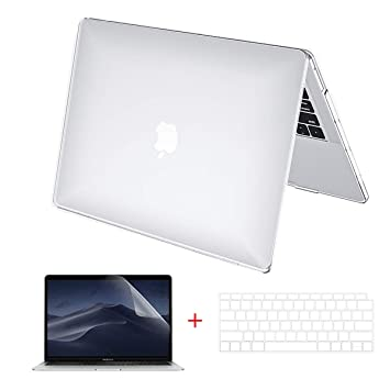 Amazon.com: Arike - Carcasa rígida para MacBook Air de 13 ...
