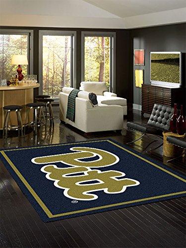 (NCAA Team Spirit Rug - Pittsburgh Panthers