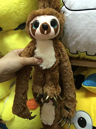 Belt From The Croods Costumes - Aeruiy Soft Plush Belt The Sloth